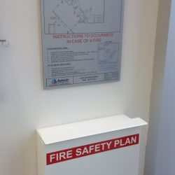 Plan_with_Fire_Safety_Box